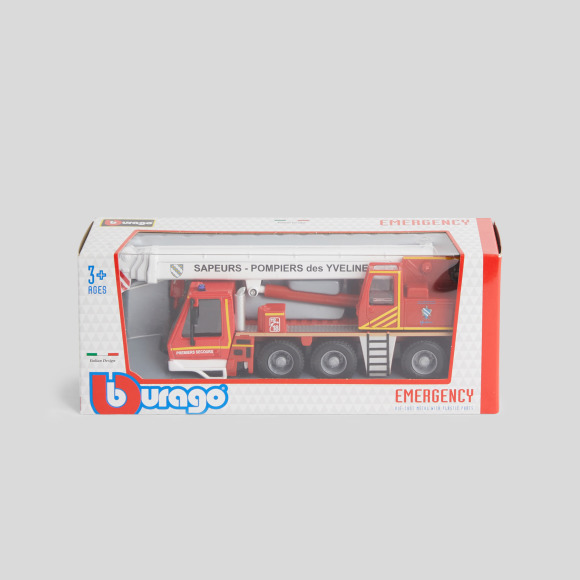 Camion de pompiers May Cheong