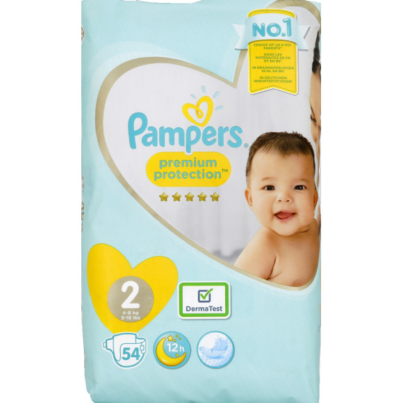 Pampers couches taille 2 4 8 kg - Couche pampers en gros allemagne ...