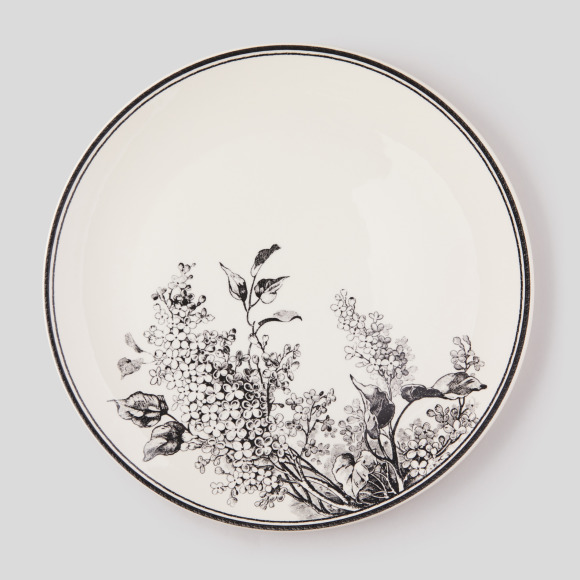 Assiette plate g by gien G By Gien