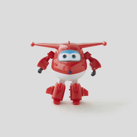 Super wings-figurine transformable 12 cm Auldey