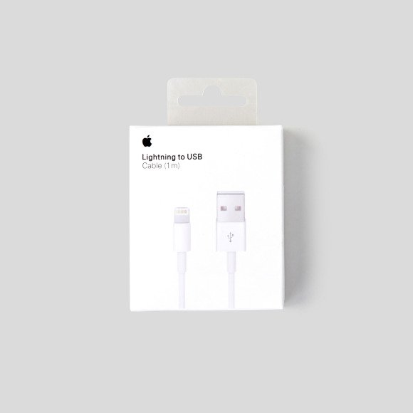 Cable lightning 1m Apple