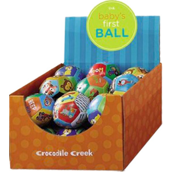 Baby's first ball Genius Baby Toys
