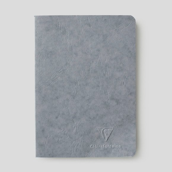Carnet a5, gris Clairefontaine