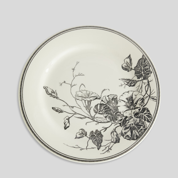 Assiette plate G By Gien