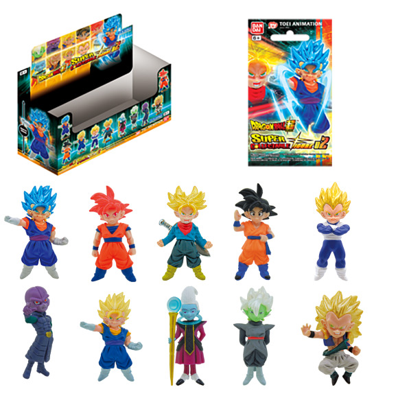 Figurine à collectionner dragon ball super Bandai