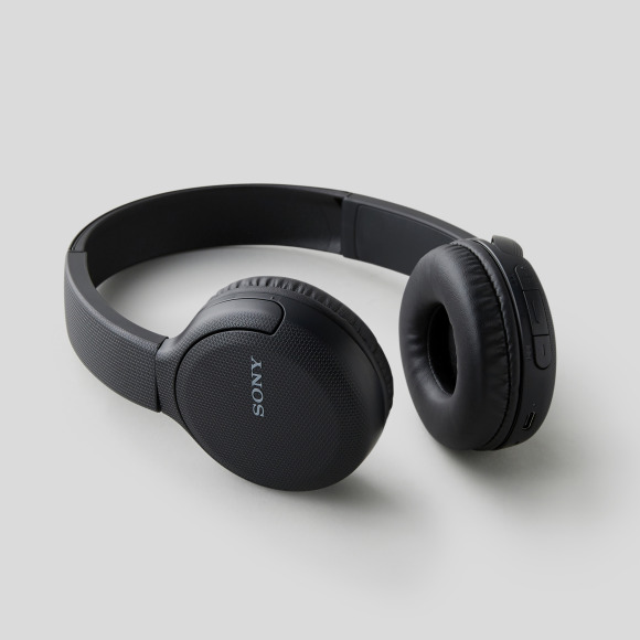 Casque bluetooth whch510, noir Sony