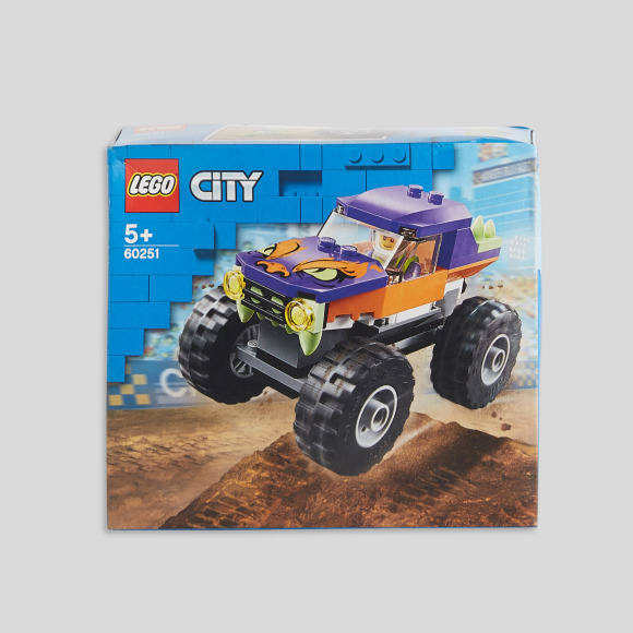 Le monster truck - lego city Lego