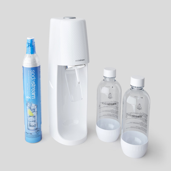 Machine spirit blanche Sodastream