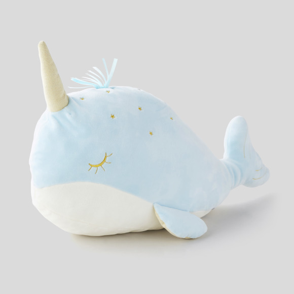 Coussin narval Nicotoy