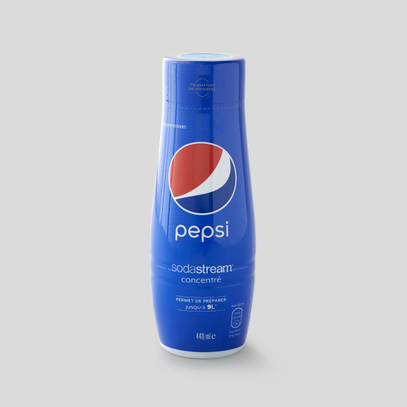 Concentré pepsi, 440ml Sodastream