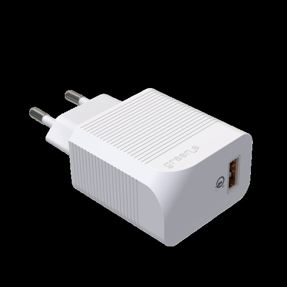 Chargeur usb, 18w Green E
