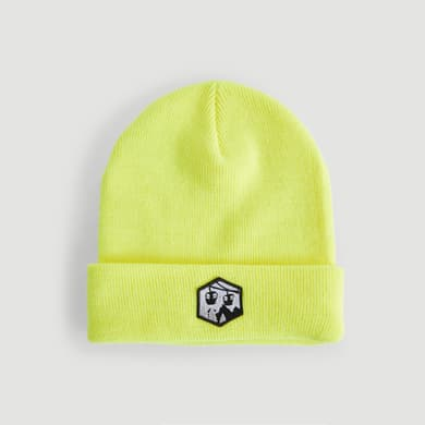 Bonnet patch Monoprix Ski